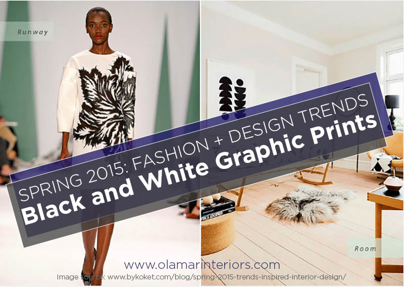 What's Hot This Spring In Fashion + Design