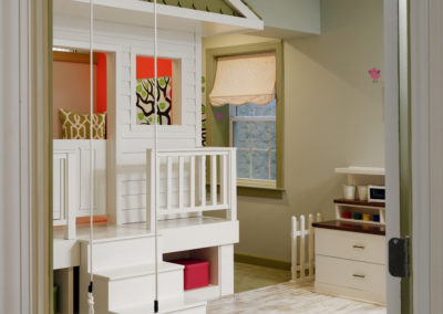 McLean Indoor Playhouse and Craft Room