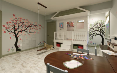 5 Simple Tips for Creating Fun and Functional Children's Rooms