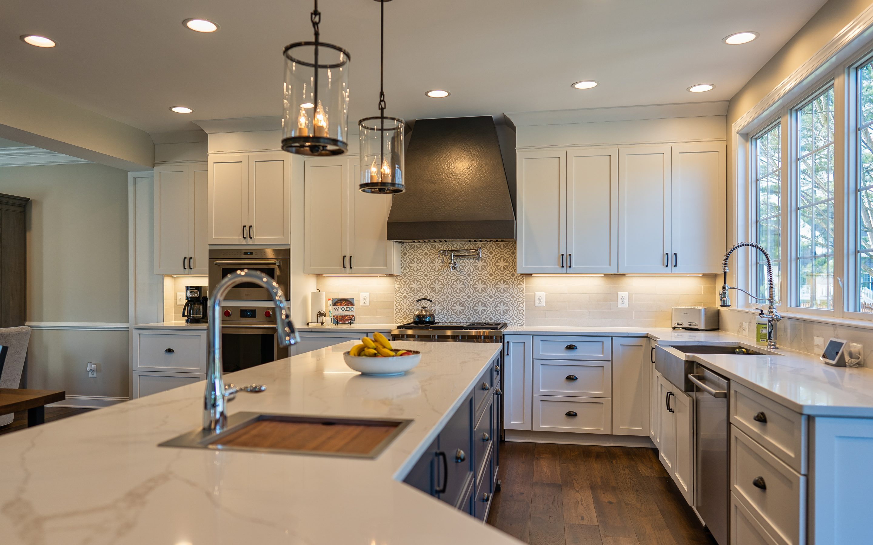 Warm Inviting Kitchen in Haymarket