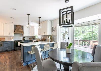 Fairfax Contemporary Kitchen Renovation