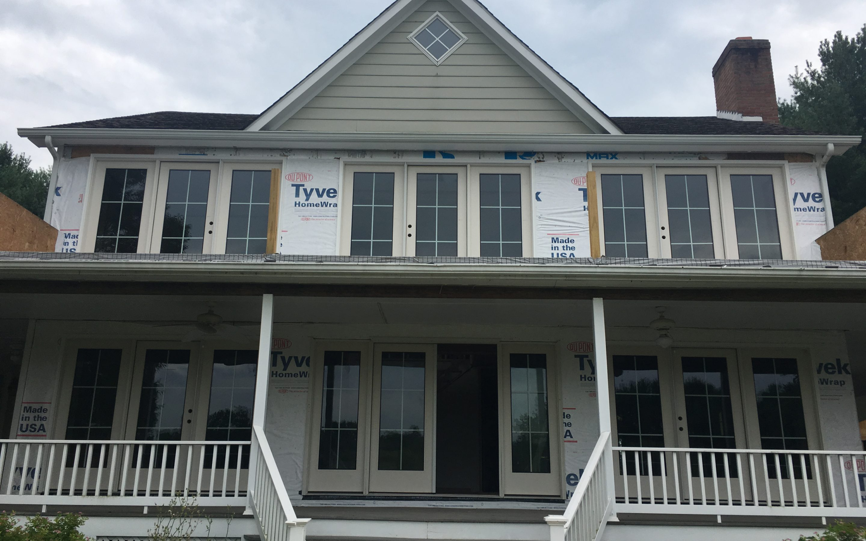 Achieving That Modern Farm House Look – An Inside Look at Our Purcellville Project