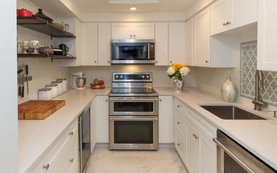 McLean Tiny Kitchen