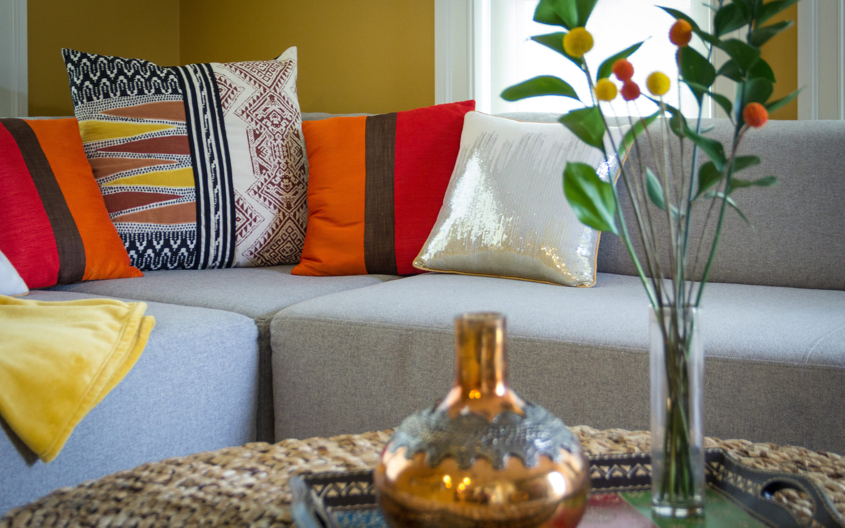 Designing with Bold Color