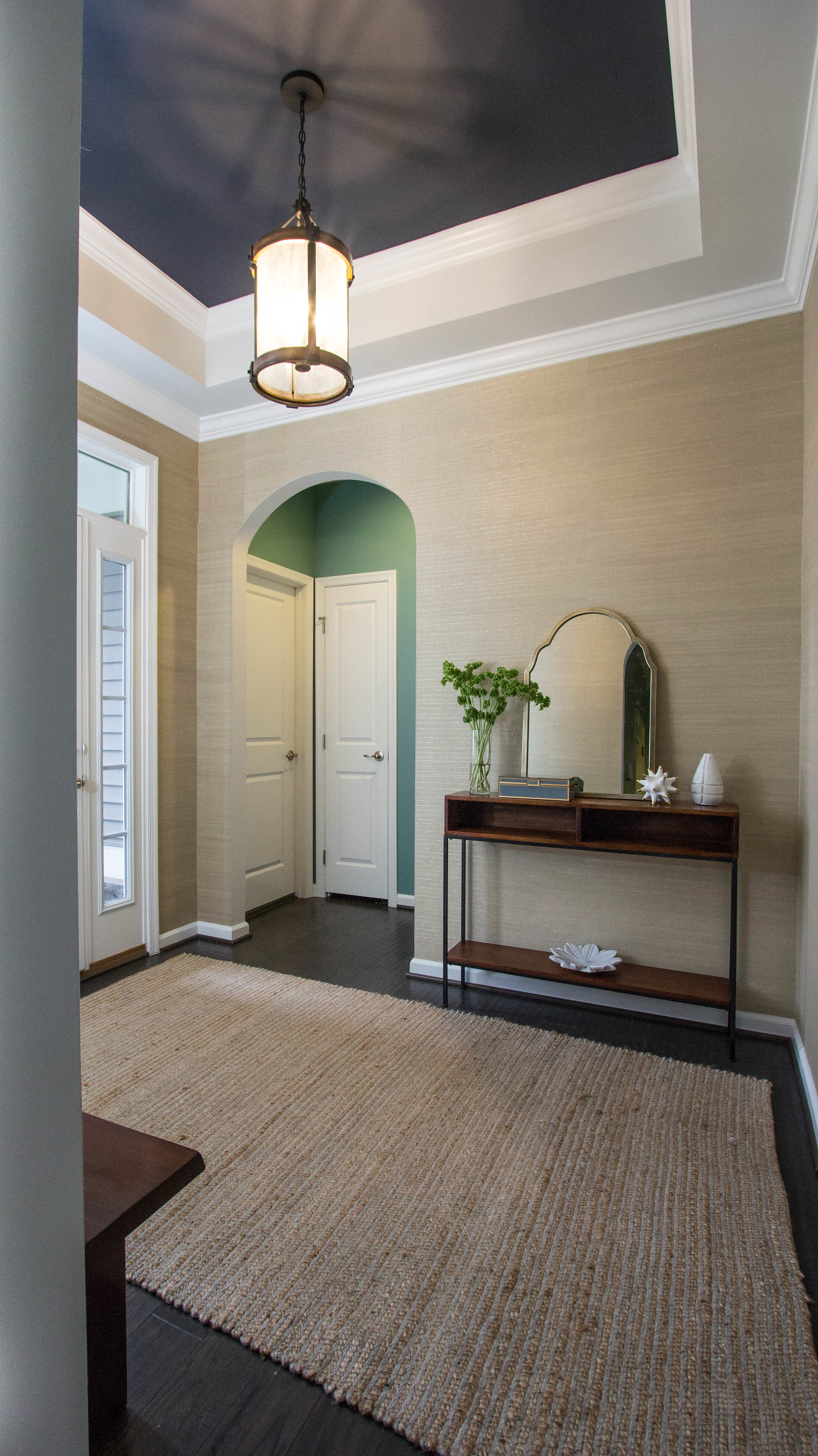 Great Room Challenges: Two-Story Entryways