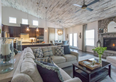 Warrenton Rustic Elegance Family Home