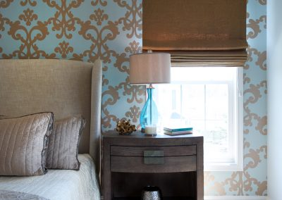 Beach Inspired Master Bedroom in Alexandria