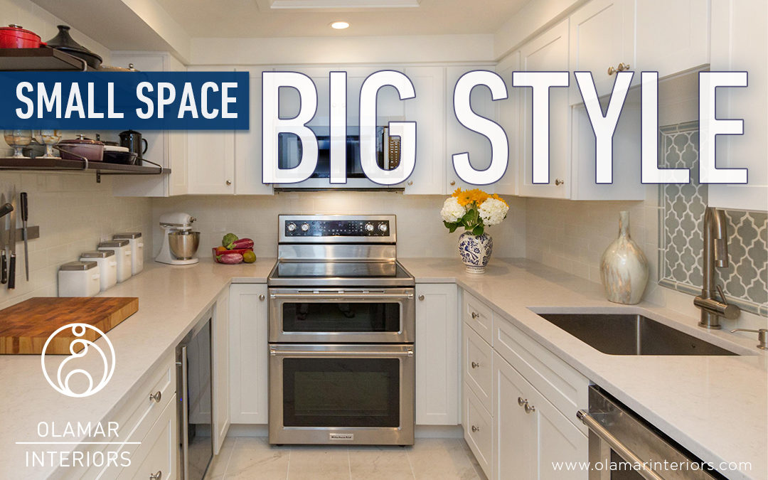 Small Space, Big Function, Bigger Style