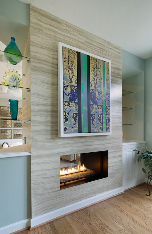 Creative Ways to Jazz Up your Fireplace